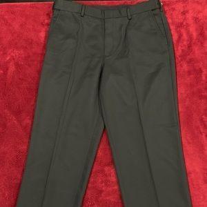 Edwards Microfiber Flat Front Dress Pants Sz 28/30